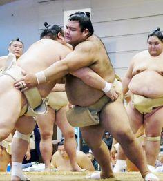 高安…故郷での巡業に大関取りへ決意新た #相撲