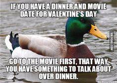 Advice Gentleman for Valentine's day - Imgur