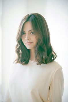 Jenna Coleman • 2012 The Telegraph UK