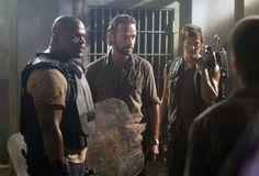 """The Walking Dead - Season 3, episode 2 """"Sick""""."""
