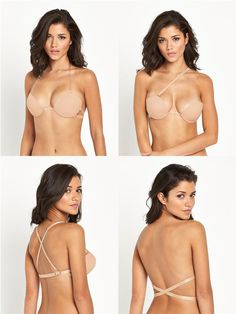 7 Best Bras - Low back   strapless images  20aadc7fe