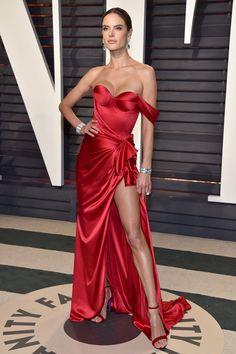 Alessandra Ambroso - Vanity Fair PostParty Oscars 2017