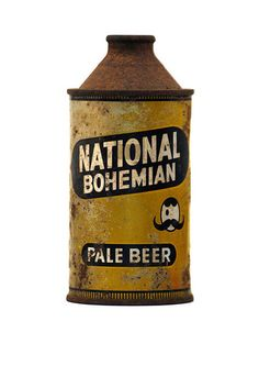 National Bohemian Pale Beer