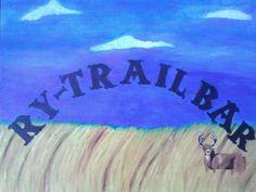 Ry-trail bar sign