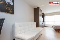Sofa, as well as a extra bed. The apartment is situated near of restaurants and typical food as well as the music clubs to pass the best moments in Bogotá. Extra Bed, Best Location, Luxury Apartments, Second Floor, The Good Place, Restaurants, In This Moment, Flooring, Music