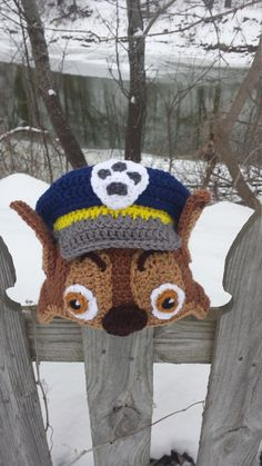 Hey, I found this really awesome Etsy listing at https://www.etsy.com/listing/270322559/paw-patrol-chase-inspired-puppy-cop