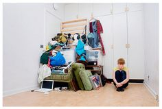 All I Own - a photography series by Sannah Kvist. Great inspiration for simple, minimalist living.