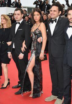 Adele Exarchopoulos en slip dress Louis Vuitton à la première du film Irrational Man au Festival de Cannes 2015