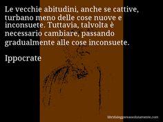 Cartolina con aforisma di Ippocrate (2)