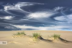 Dunes Sky by Stan Newman on 500px