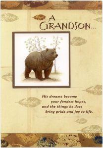 A Grandson