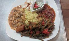 Indian rice dish
