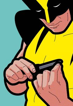 Secret Life Of Heroes: superhéroes cotidianos de la mano de Greg Guillemin
