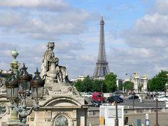 Place de la Concorde - Paris (France)   par Meteorry