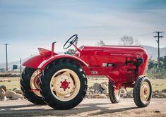 1961 Porsche Junior L108 Tractor #Porsche #Tractor #Legacy #Legend