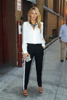 15 Best Tuxedo Pants Images Woman Fashion Fashion Outfits Ladies