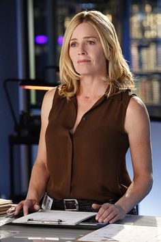 Elisabeth Shue as CSI Julie Finley