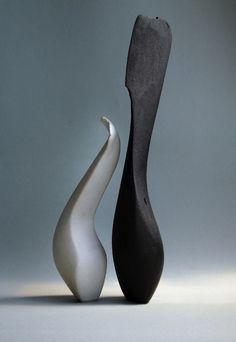 ceramic sculpture on Behance