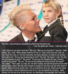 Pinterest : @mazlyons This was an incredible speech! L❤ve this so much