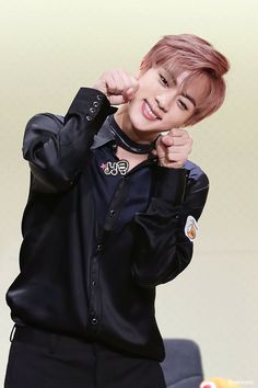 he's so cute ♡