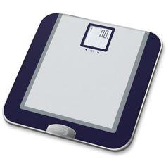 EatSmart Precision Tracker Digital Bathroom Scale w/ 400 lb. Capacity and EatSmart AccuTrack Software