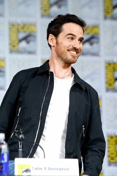 25 Colin O'Donoghue Smirks That Will Make You Weak in the Knees