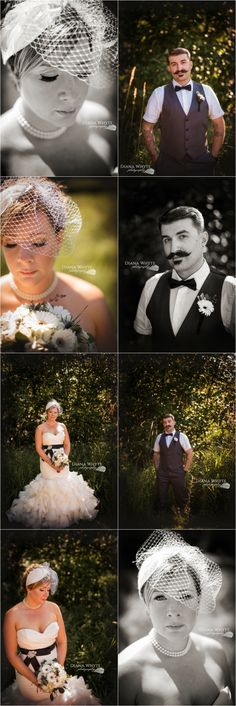 Bridal portraits bride and groom wedding details port sydney Diana Whyte Photography