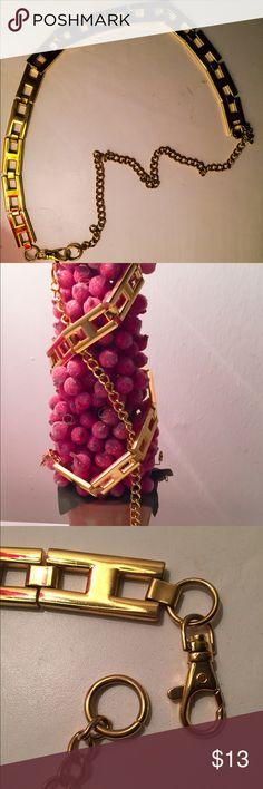 TH Belt Golden Chain Belt Accessories Belts