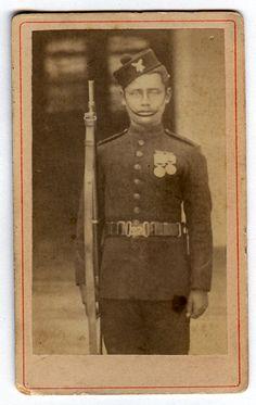 Soldiers of the Queen - Gurkha Rifleman