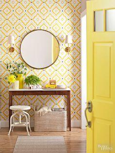 Wallpapered Greetings