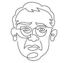 Continuous Line Drawing Google Search
