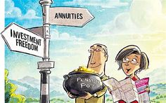 "Ask an expert: Sophie {~wisdom] Christie [~redeemer] speaking truth to power  ""Once an annuity is set-up it isn't possible to change the basis  – unlike conception where an increase is to be expected after maturity, pension annuities won't rise after inception –  what should one do?' 