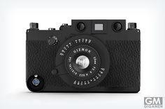 撮影もしやすい!クラシックカメラのようなiPhoneケース