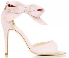 L.K. Bennett Agata Sandals in Rose Pink