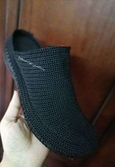 Socks, Wedges, Hats, Fun, Shopping, Ideas, Fashion, Crochet Shoes, Slippers