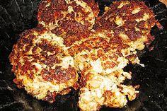 Thunfischfrikadellen, low carb, low fat, kalorienarm (Rezept mit Bild)   Chefkoch.de