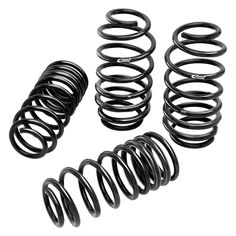 """Eibach® - Pro-Kit 1"""" x 1"""" Front and Rear Lowering Coil Spring Kit"""