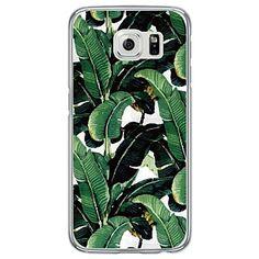 Pour Samsung Galaxy S7 Edge Ultrafine / Translucide Coque Coque Arrière Coque Carreaux Flexible TPU SamsungS7 edge / S7 / S6 edge plus /
