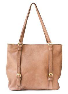 MiloBorja - Tote Shoulder Leather Bag - Buenos Aires, Argentina