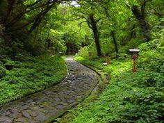 mysterious, Motodani, Tottori, Japan
