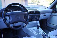 1991 BMW M5 (E34) - BMW 5 Series E34 (1988–1996)