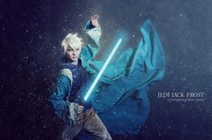 https://flic.kr/p/rZYQYU | Jedi Jack Frost | Check out my Facebook page for more: www.facebook.com/photography.by.marie.sturges  Photo for Chaos Prince Cosplay: www.facebook.com/ChaosPrinceCosplay?fref=ts  Please give credit if you would like to use this photo on your blog, website, or anywhere else.  Also, please do not edit, crop, remove watermarks, print, copy, or reproduce this photo without permission.  Photography by Marie Sturges Copyright © 2015 Marie Sturges