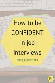Job interviews are tough, but they're tougher when you're unprepared. Check out these tips and learn how to exude confidence in your next interview. Interview Answers, Interview Skills, Job Interview Questions, Job Interview Tips, Interview Preparation, Job Interviews, Interview Nerves, Interview Techniques, Teacher Interviews