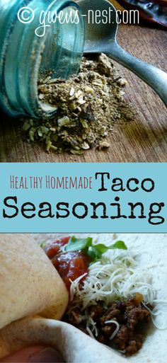 taco seasoning pin