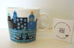 Arabia hometown mug Sea - made for Helsinki, World Design Capital 2012 | #243013303