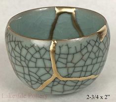 Buy Kintsugi / Kintsukuroi pottery gift for sale at our online gallery Pottery Gifts, Beautifully Broken, Traditional Japanese Art, Kintsugi, Relief Society, Wabi Sabi, Art Therapy, Teapots, Ceramic Pottery