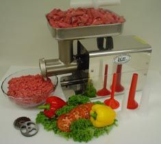#Meat_grinders are a great accessory for the kitchen when one wants to consume meat in various forms. The several forms include boneless, chunky, minced, grinded, sausages etc. and thus depending on the liking of the user, the #meat_grinder provides them with minced and ground meat.