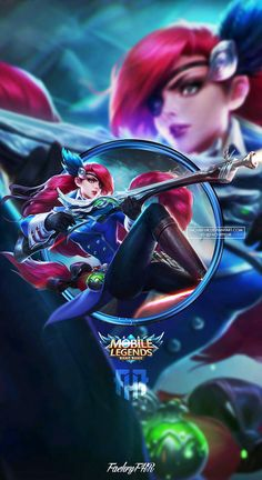 Wallpaper Phone Lesley Sniper by FachriFHR on DeviantArt Anime Wallpaper Phone, Pop Art Wallpaper, Hero Wallpaper, Alucard Mobile Legends, Moba Legends, Legend Images, Mobile Legend Wallpaper, The Legend Of Heroes, Cute Cartoon Wallpapers