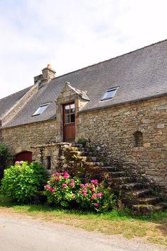 St Armel, Bretagne by G.