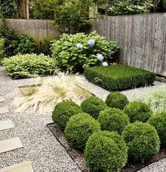 Mini gardens...